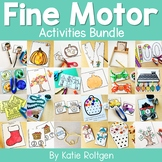 Fine Motor Activities Bundle