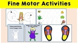 Fine Motor Activities - For finger strength