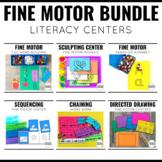 Fine Motor Centers Bundle