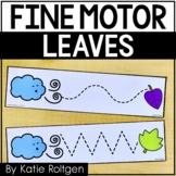Fine Motor Activities {Leaves}