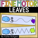 Fine Motor Activities {Leaves}
