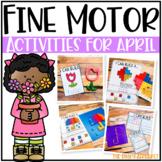 Fine Motor Activities for April