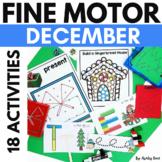 Fine Motor Activities for DECEMBER
