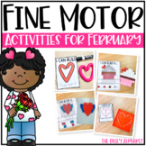 Fine Motor Activities for February