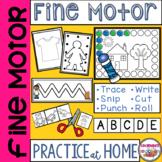 Fine Motor Activities for Home