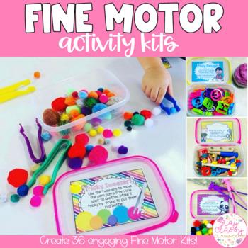 Fine Motor Activity Kits Mega Pack
