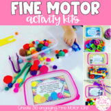 Fine Motor Activity Kits Mega Pack
