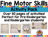 Fine Motor Activity Pack