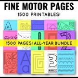 Fine Motor Brain Binder 1500 Pages