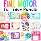 Fine Motor Holiday & Seasonal Bundle