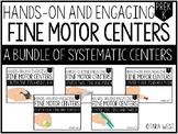 Fine Motor Centers BUNDLED