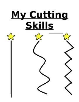 Fine Motor Cutting Skills