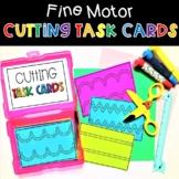 Fine Motor Cutting Task Cards Scissor Skills Prewriting Ac