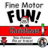 Fine Motor Activities (Christmas)