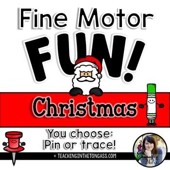 Christmas Fine Motor Fun