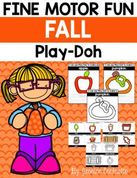 Fine Motor Fun: Fall Play-Doh