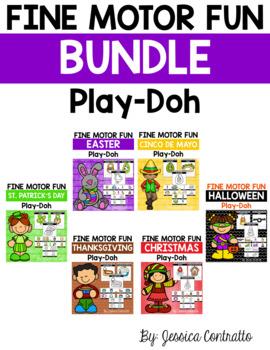 Fine Motor Fun: Play-Doh Bundle
