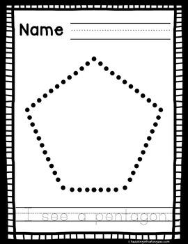 Fine Motor Activities (Shapes)
