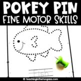 Push Pin Art | Pokey Pin Activities | Fine Motor Skill Activities
