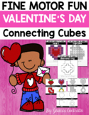 Fine Motor Fun: Valentine's Day Connecting Cubes