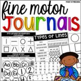 Fine Motor Journals