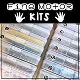 Fine Motor Kits