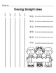Fine Motor: Line Tracing