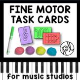Fine Motor Music Centers