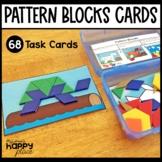 Fine Motor Pattern Blocks Puzzles