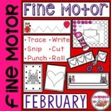 Fine Motor Practice for February