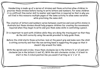 Fine Motor Pre-writing Worksheets