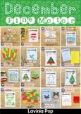 Fine Motor Printable Activities for December