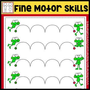 Fine Motor Skill Activities