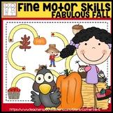 Fine Motor Skill  Activities - Fall Autumn