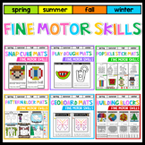 Fine Motor Skill Activities Kindergarten BUNDLE
