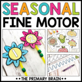 Fine Motor Skills Activities for Fall