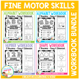 Fine Motor Skills Activity Workbook Bundle