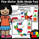 Fine Motor Skills: Blocks Made Fun!