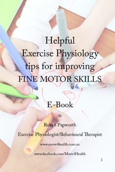 Fine Motor Skills Development E-Book – Take the Stress Out