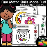 Fine Motor Skills: Dough Made Fun!