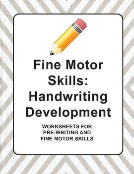 Fine Motor Skills: Handwriting Development