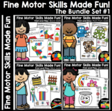 Fine Motor Skills Made Fun! (Bundle #1)