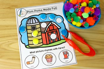 Fine Motor Skills Made Fun! (Bundle #1)