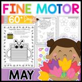 Fine Motor Skills: May Activity Pack