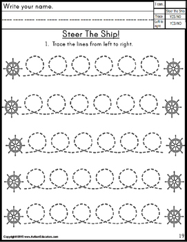 fine motor skills no prep worksheets summer june july august esy. Black Bedroom Furniture Sets. Home Design Ideas