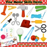 Fine Motor Skills Objects Clip art