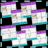 Fine Motor Skills | Pencil Control | Back To School | Tracing