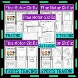Fine Motor Skills | Pencil Control | Themes | Tracing