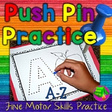 Fine Motor Skills Pokey Pin - Push Pin Activities