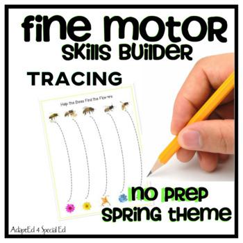 Fine Motor Skills Tracing